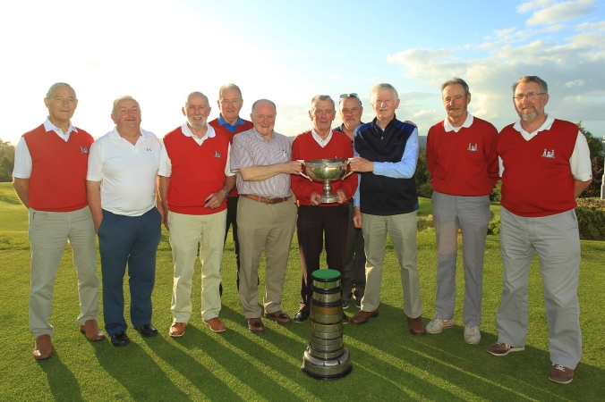 William Dwyer Trophy 2019_Mahon Senior Circle
