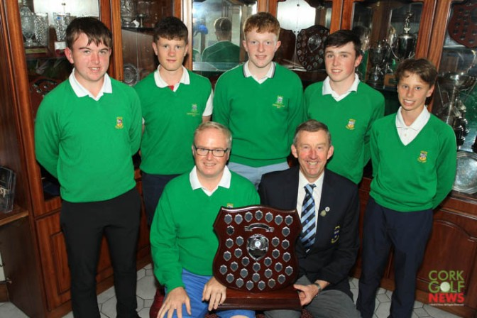 Boys Inter-Club Munster Final 2019