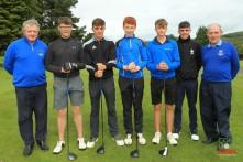 Irish Junior Foursomes Munster Finals 2019