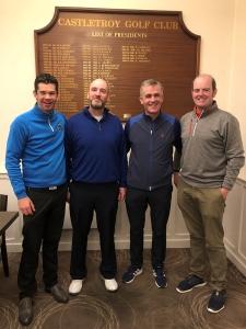 Castletroy Munster PGA 2019