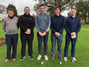 Munster PGA Thurles Nov 2019
