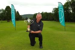 Munster Seniors winner John O'Brien (Castlemartyr). Picture: Niall O'Shea